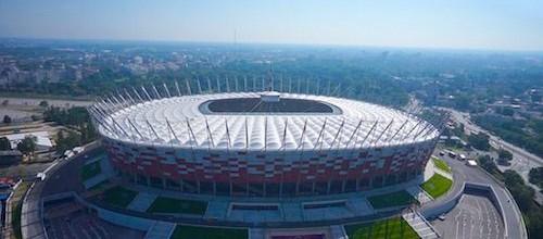 Polskie Stadiony na EURO – 2012