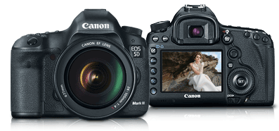 Canon EOS 5D mkIII – nasz nowy sprzęt