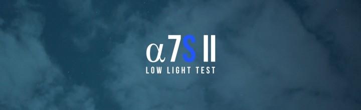 Nowy poziom czułości SONY A7S markII