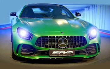 Mercedes Benz – Grupa Wróbel -2017