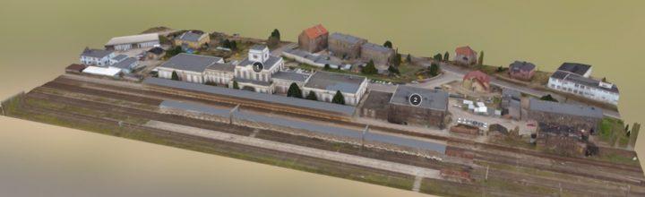 Modelowanie terenu w 3D