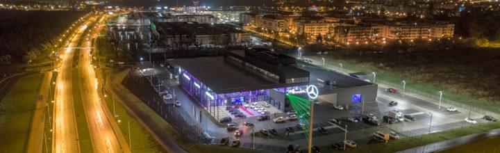 25-lecie wrocławskiego dealera marki Mercedes