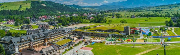 Plan zdjęciowy – Hotel i Termy Bania w Białce Tatrzańskiej
