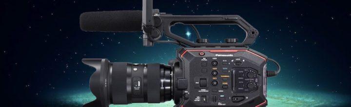 Nadchodzi nowa rozdzielczość 5.7K – Panasonic EVA1 w Helivideo.pl