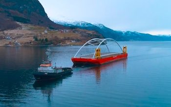 Loftesnes Bridge Sogndal – Norway