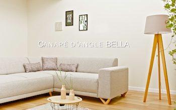 Canape D'angle Bella – 2018