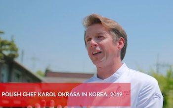 Korea Południowa – Karol Okrasa